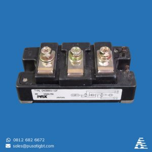 Igbt Powerex CM200DU12F Power Module